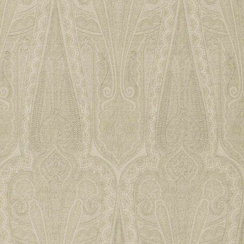 Mulberry Wallpaper FG074.K102 Troika Paisley Stone - Inside Stores