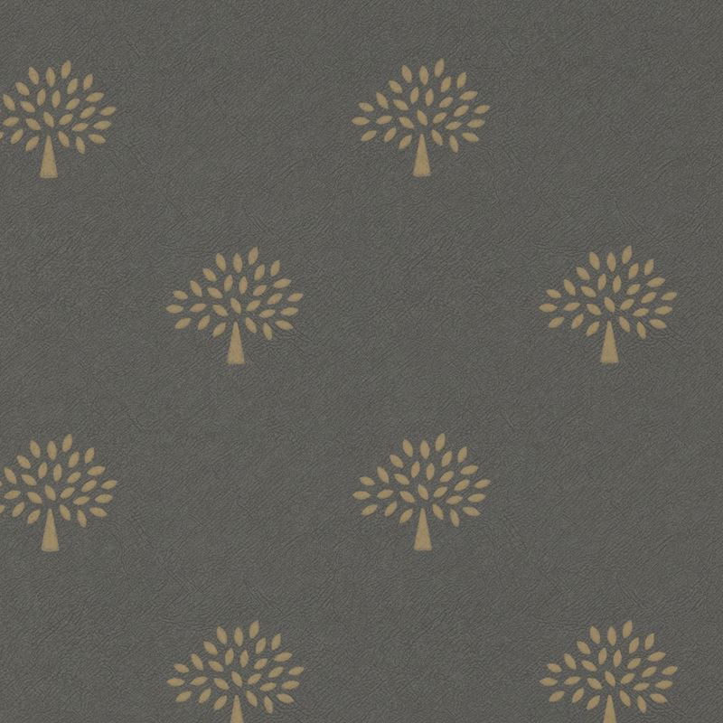 Mulberry Wallpaper FG088.A101 Grand Mulberry Tree Charcoal - Inside Stores