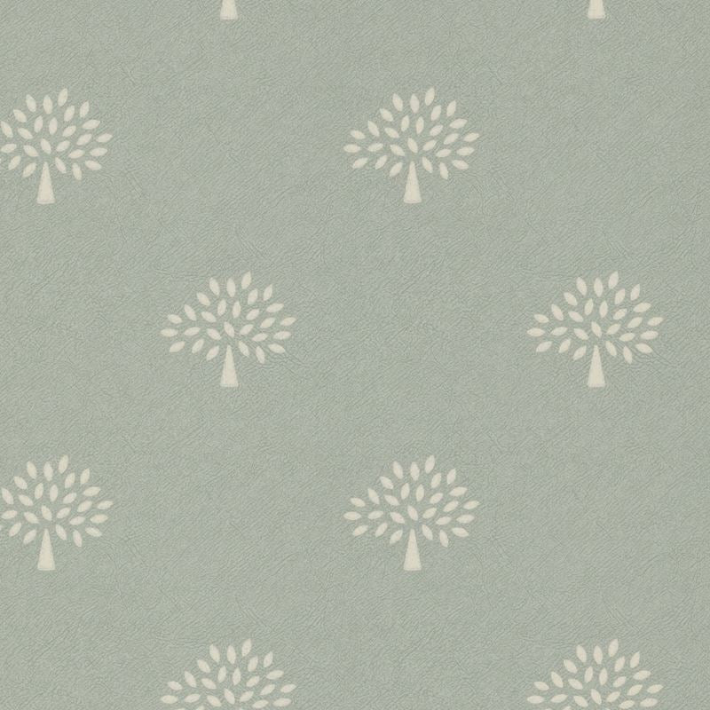 Mulberry Wallpaper FG088.H54 Grand Mulberry Tree Slate Blue - Inside Stores