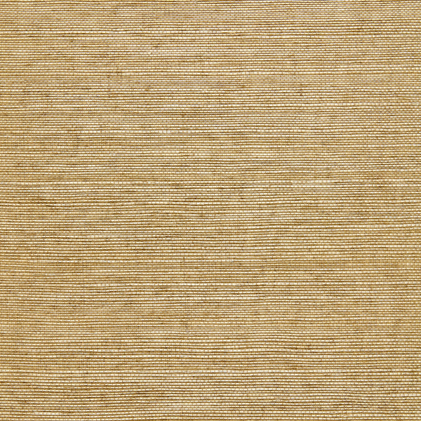 Scalamandre Wallpaper G1193-037 Sisal Toasted Sesame