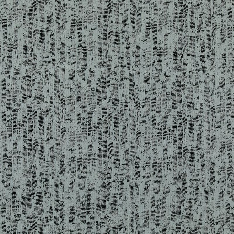 Groundworks Fabric GWF-3735.138 Verse Ice/Onyx