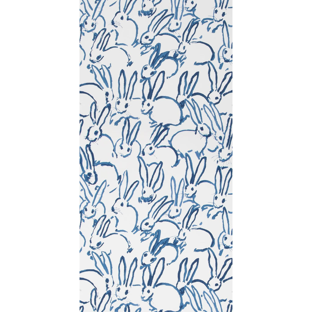 Groundworks Wallpaper GWP-3413.50 Hutch Navy - Inside Stores