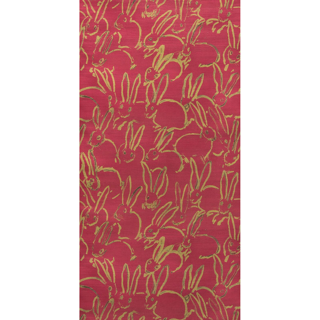 Groundworks Wallpaper GWP-3713.7 Hula Pink