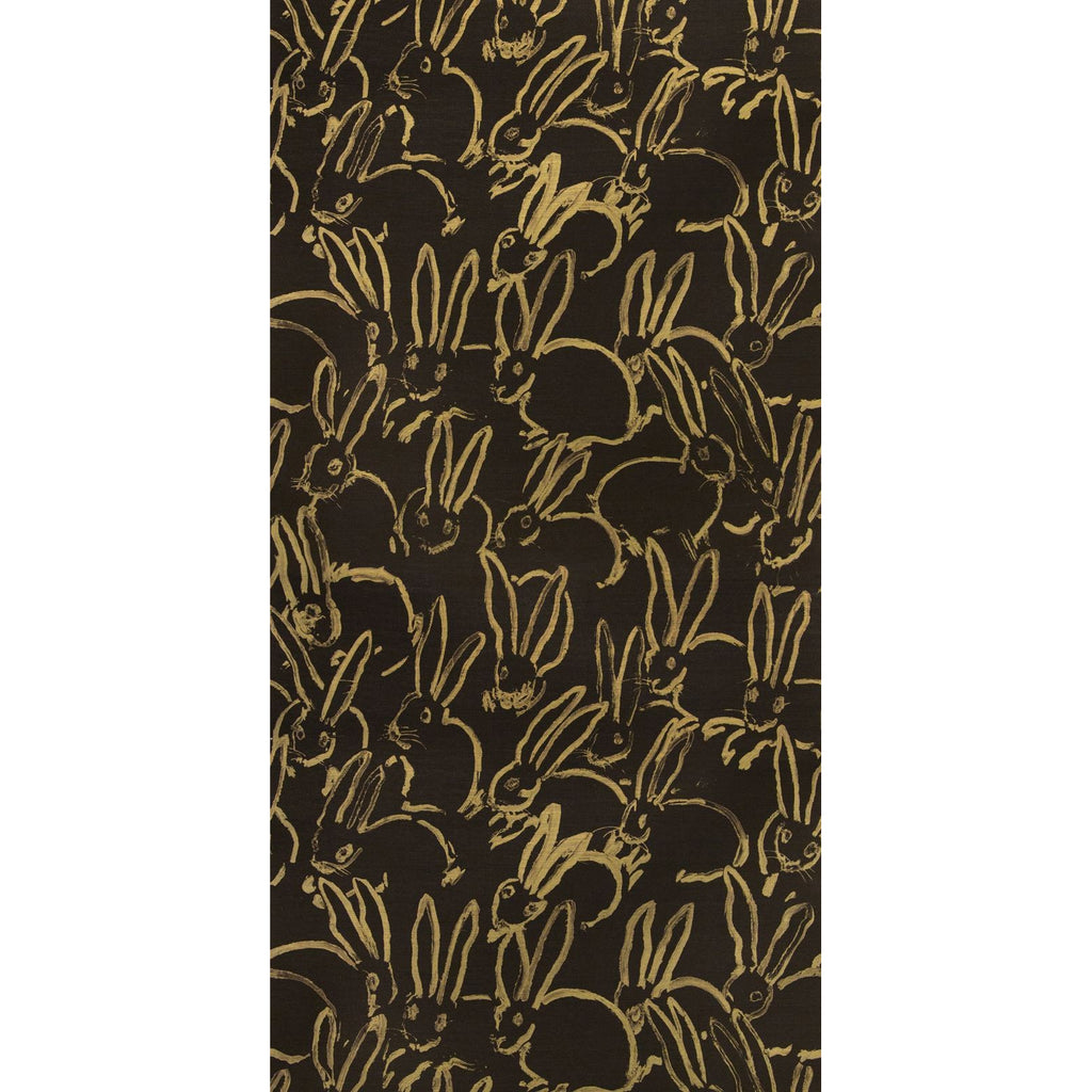 Groundworks Wallpaper GWP-3713.84 Hula Black - Inside Stores