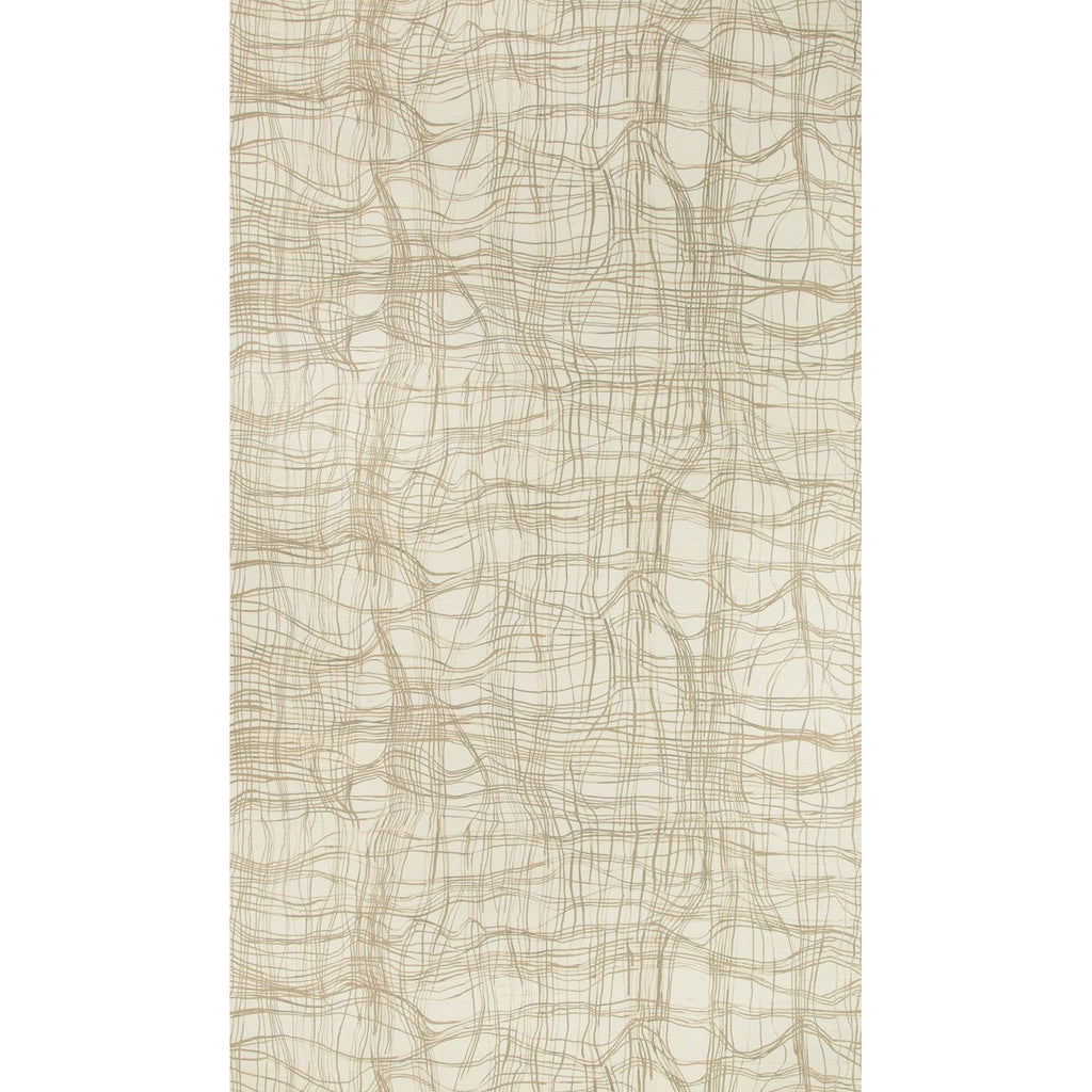 Groundworks Wallpaper GWP-3716.161 Entangle Paper Almond - Inside Stores
