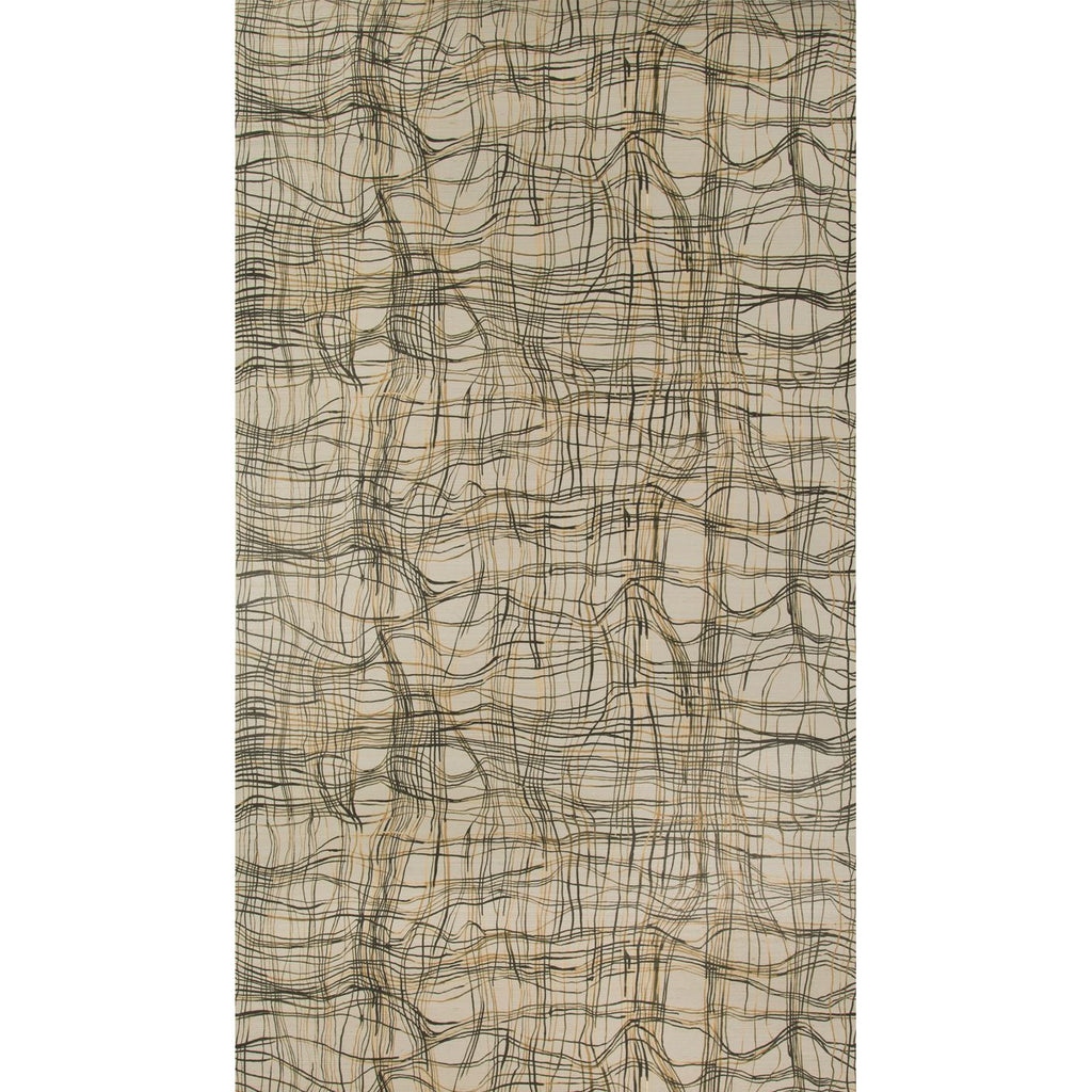 Groundworks Wallpaper GWP-3716.168 Entangle Paper Charred