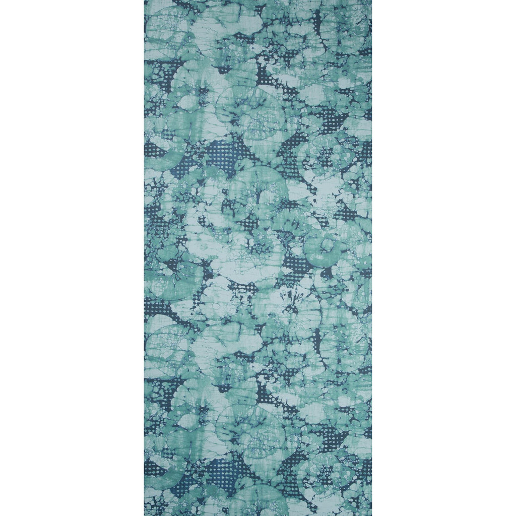 Groundworks Wallpaper GWP-3719.135 Mineral Paper Aquamarine