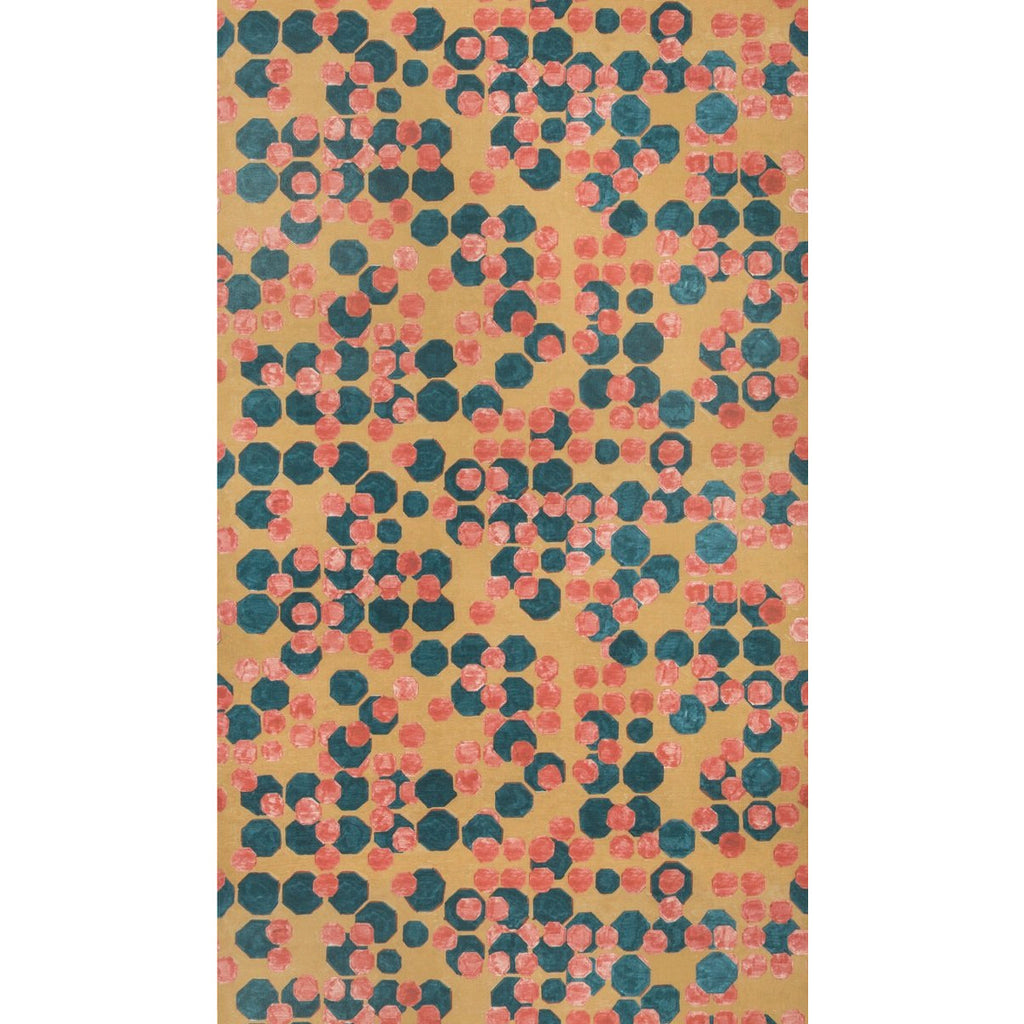 Groundworks Wallpaper GWP-3724.413 Hex Paper Arizona