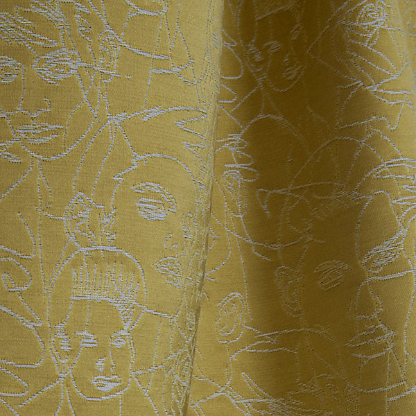 Scalamandre Fabric H03471-004 Regard Or - Inside Stores
