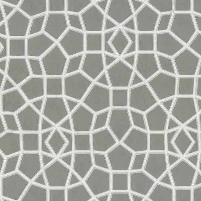 York Wallpaper HC7527 Sculptural Web - Inside Stores
