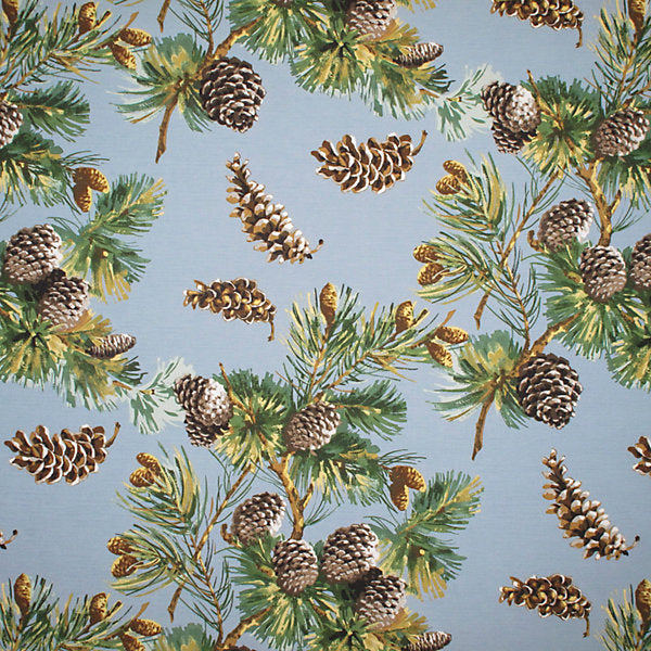 Scalamandre Fabric M71610-008 Evergreen Gw - Inside Stores