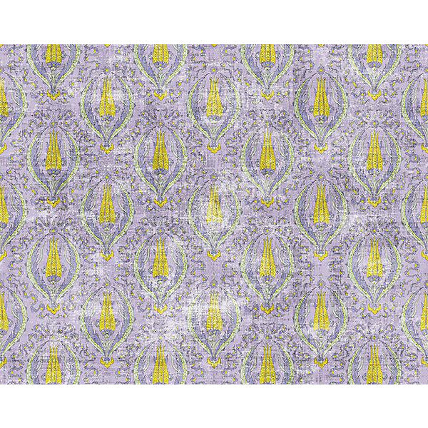 Scalamandre Fabric N4BY10-024 Byzantine Jewel Lilac - Inside Stores