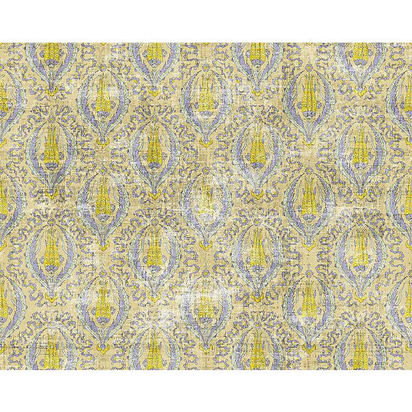 Scalamandre Fabric N4BY10-025 Byzantine Jewel Yellow - Inside Stores