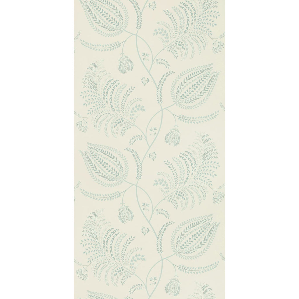 Lee Jofa Wallpaper P2018105.135 Palmero Paper Aqua - Inside Stores