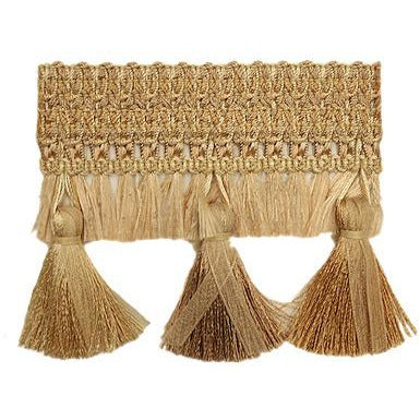 RM Coco Trim T1094 TASSEL FRINGE Sawdust - Inside Stores