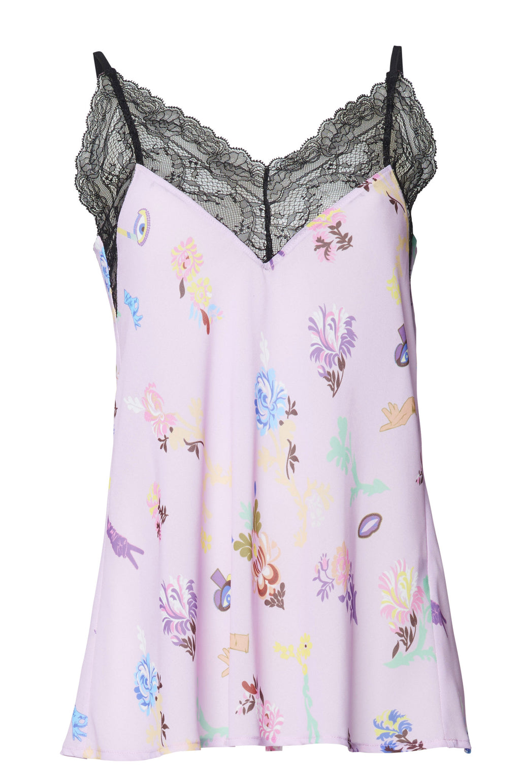 Hanging Garden Lace Cami