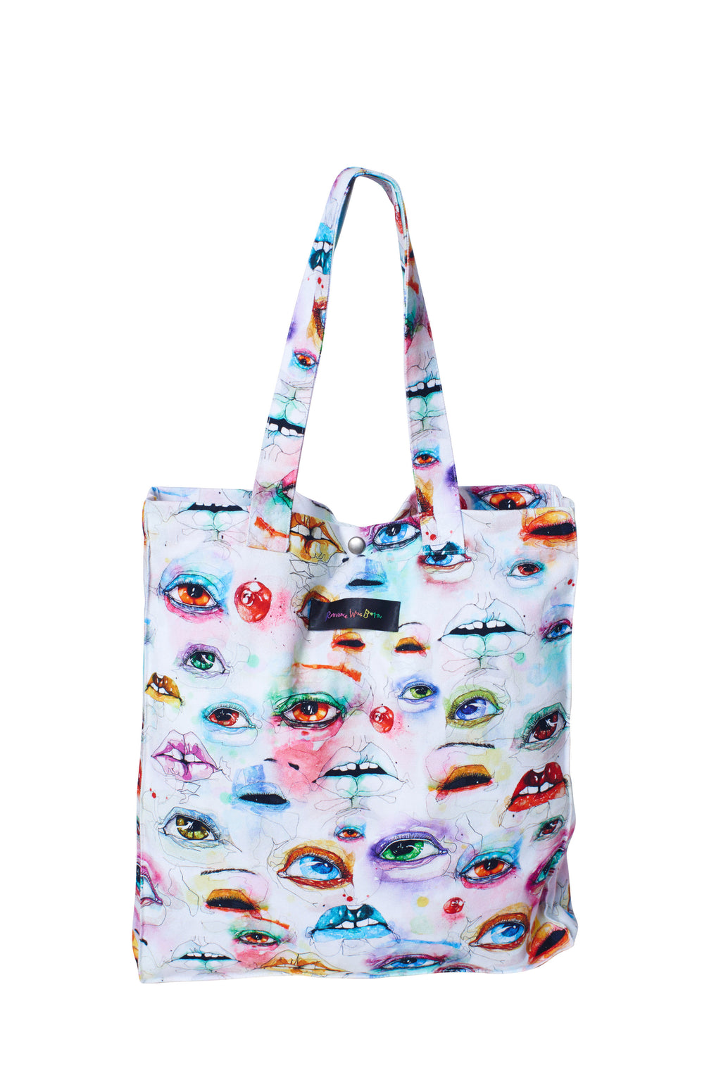 Tote Bag (Eyes)