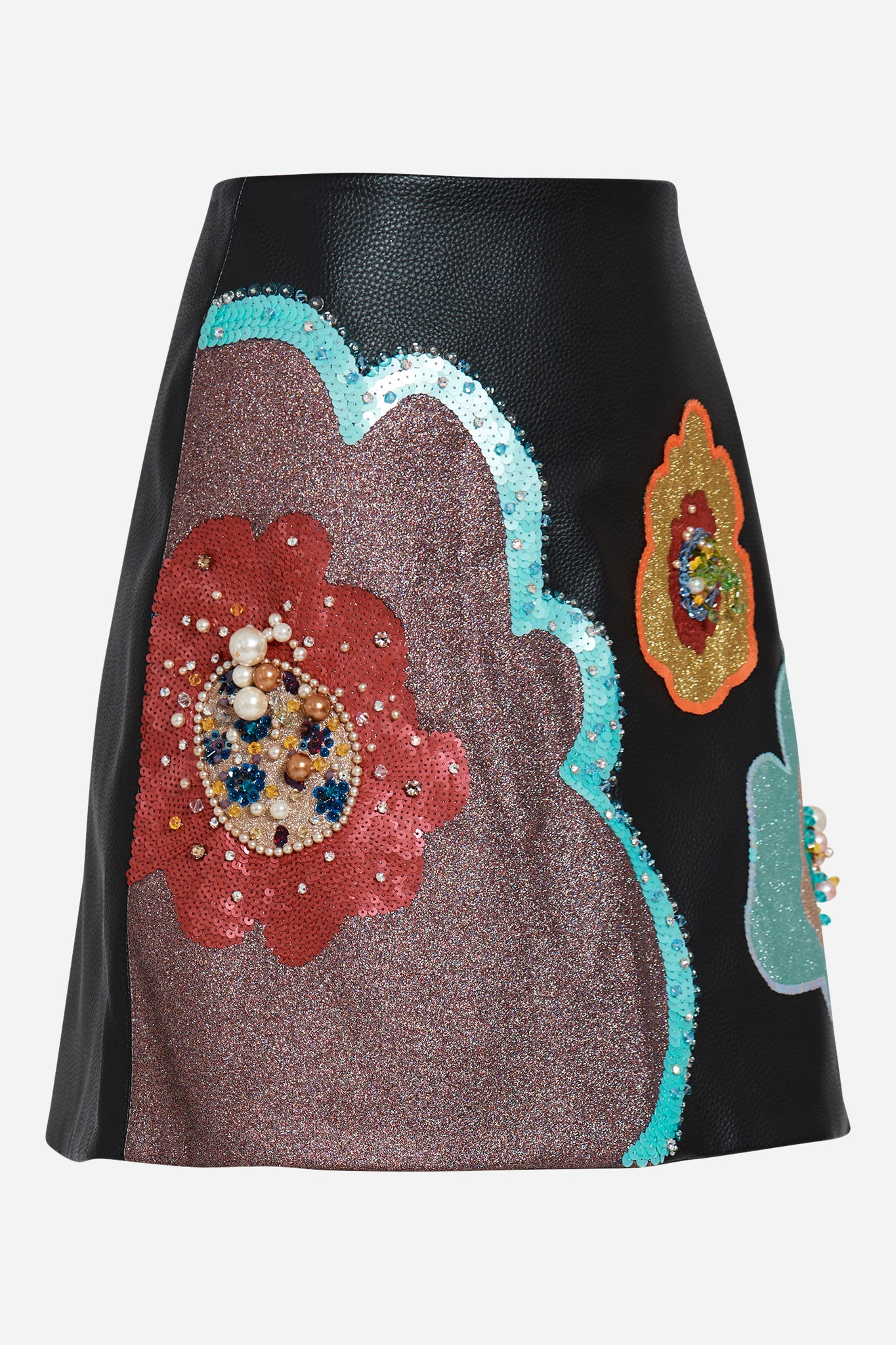NEW POWER GENERATION MINI SKIRT
