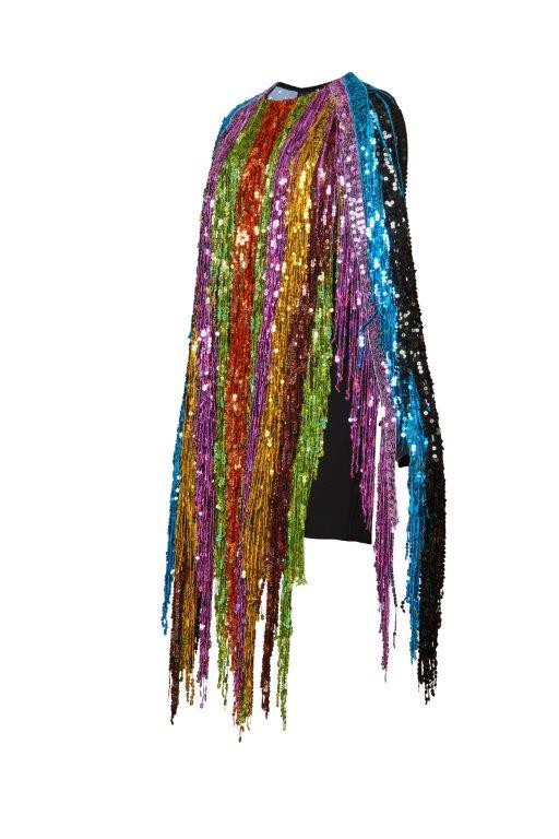 Love Potion Fringe Tunic