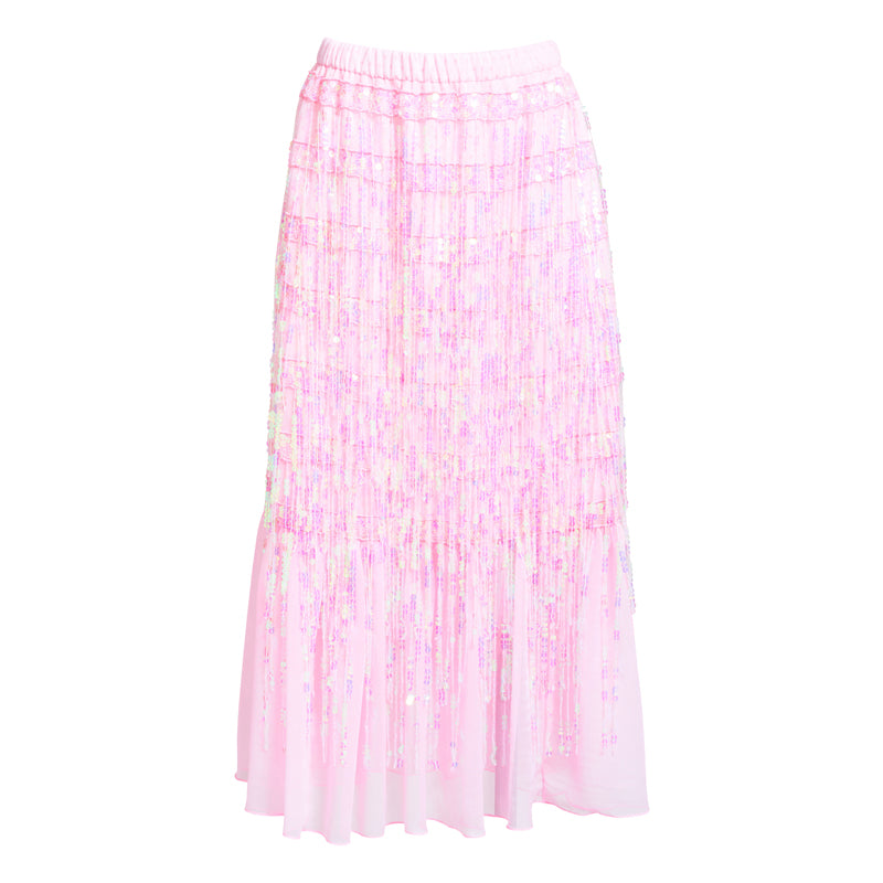 Angel Dribble Skirt