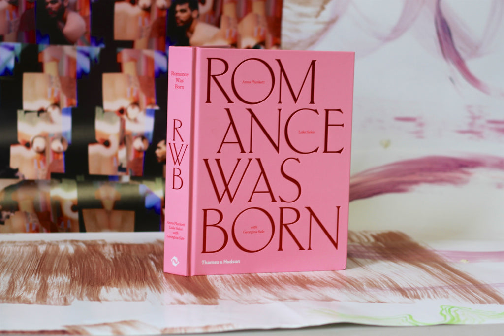 Romance Was Born: A Love Story with Fashion