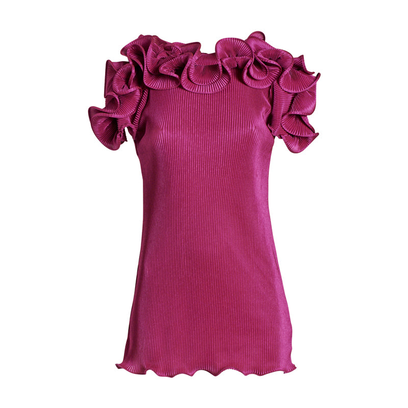 BLOOM PLEAT TOP