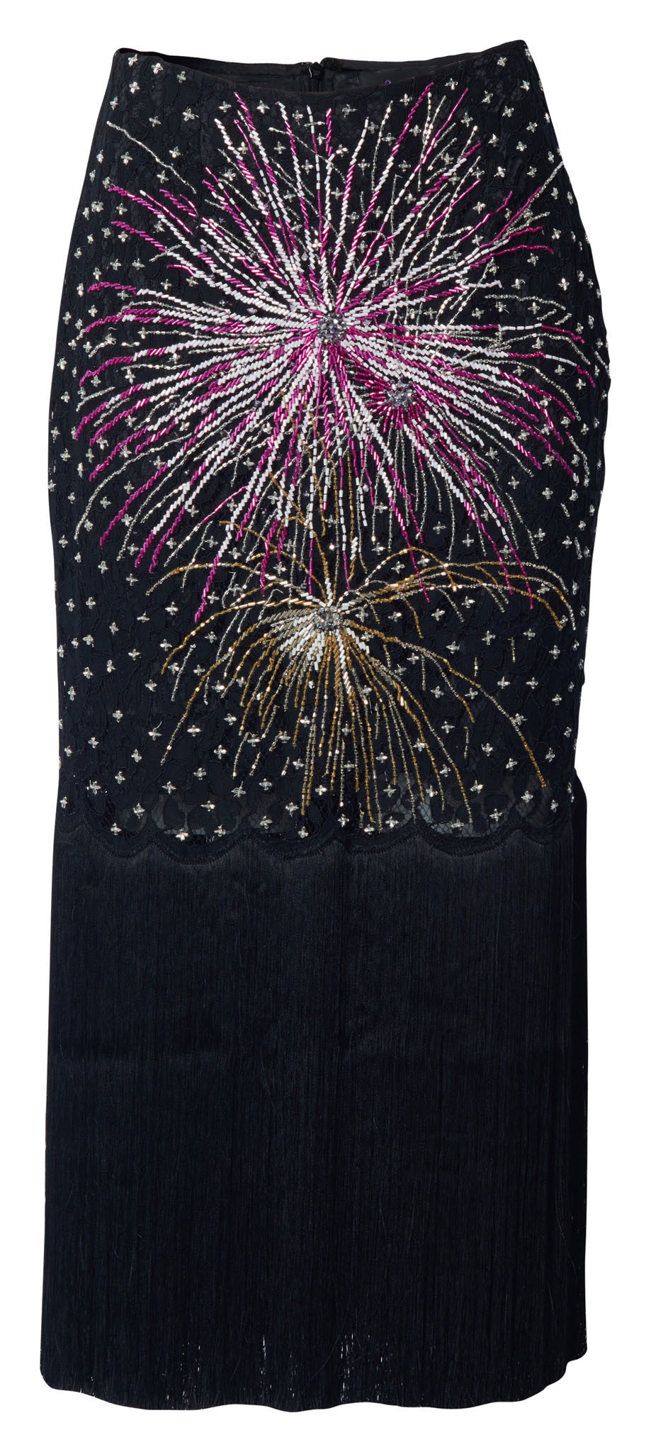 Fireworks Concerto Lace Skirt