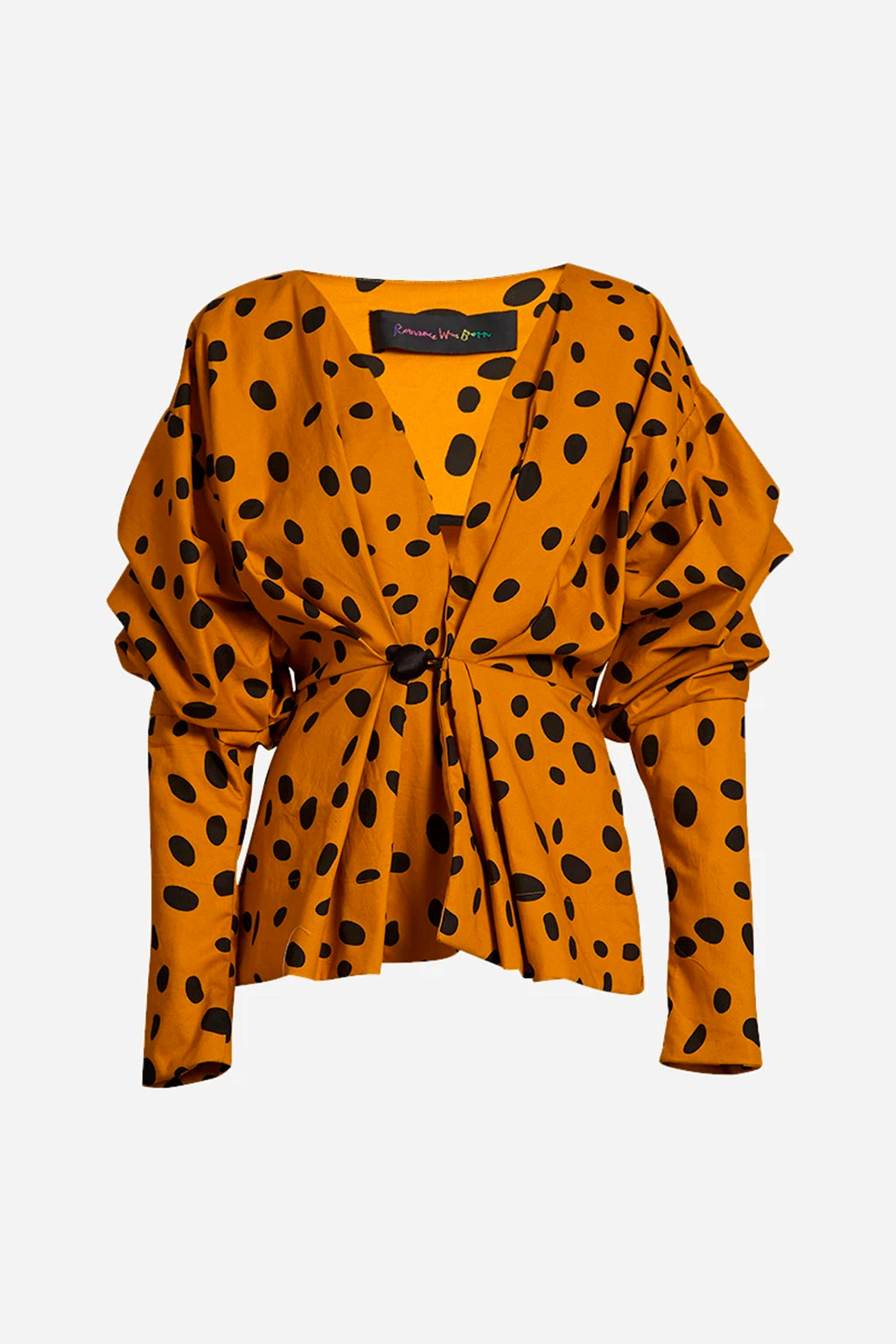 Cheetah Minx Venus Blouse