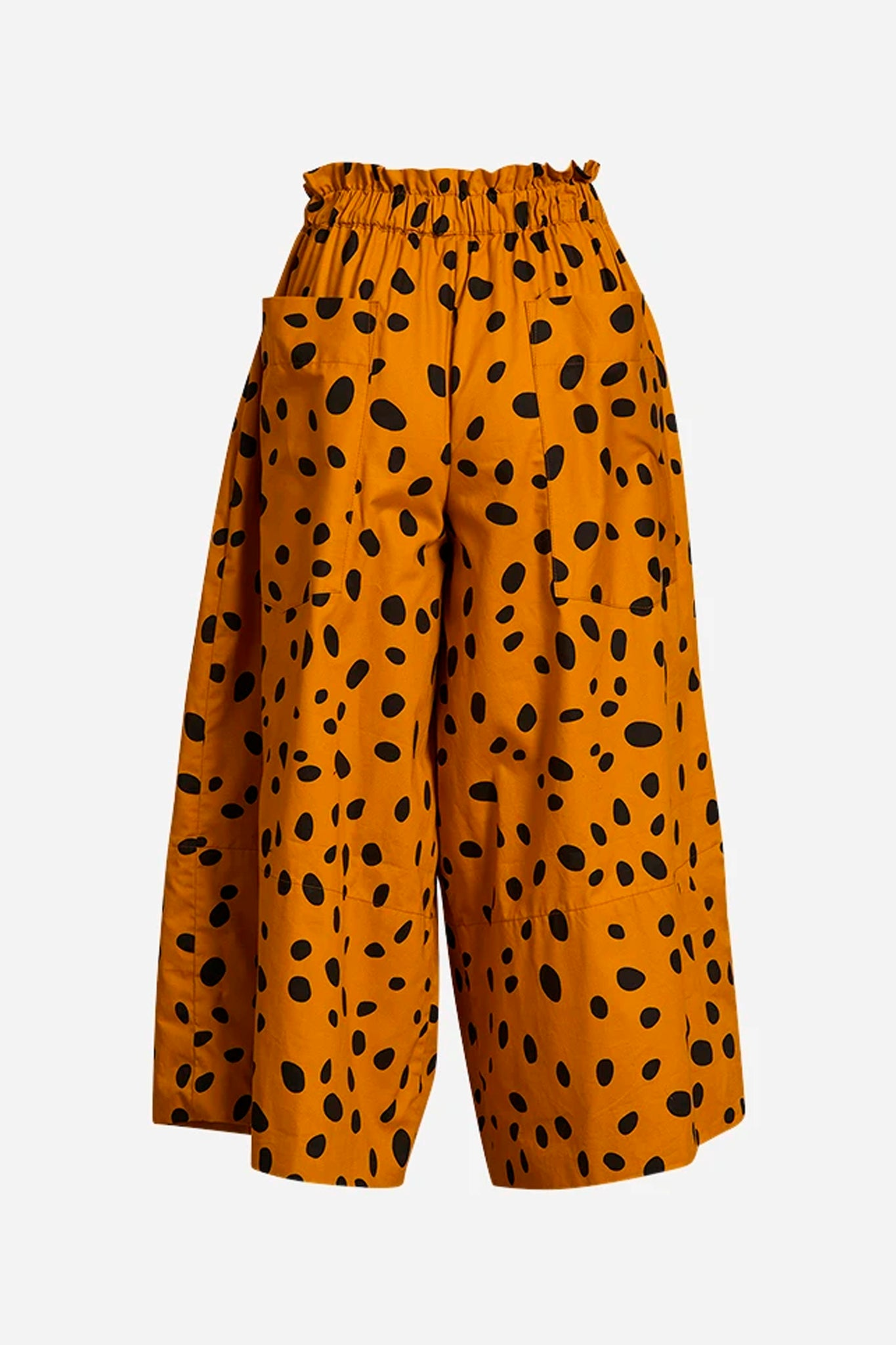 Cheetah Minx Wide Leg Pant
