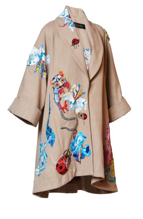 Ritual Embroidered Coat