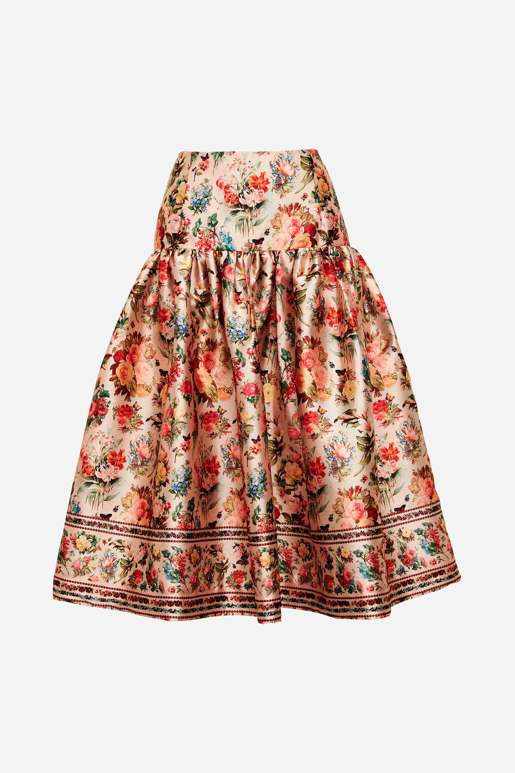 FOXWORTH HALL TIER SKIRT