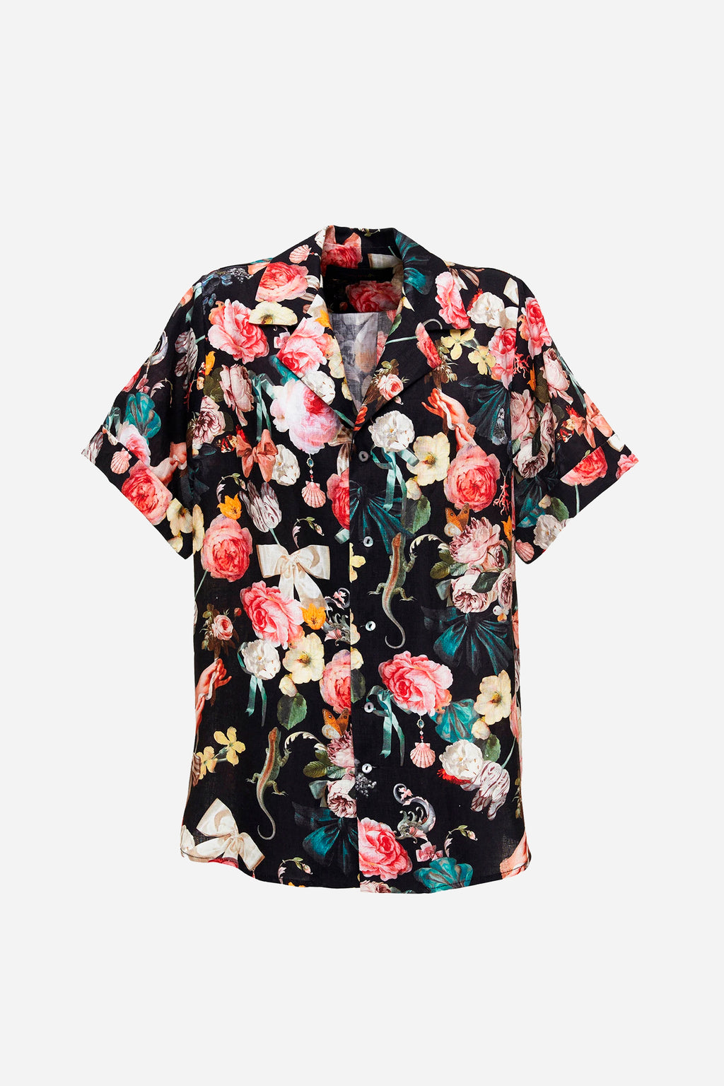 JARDIN DREAM HAWAIIAN SHIRT