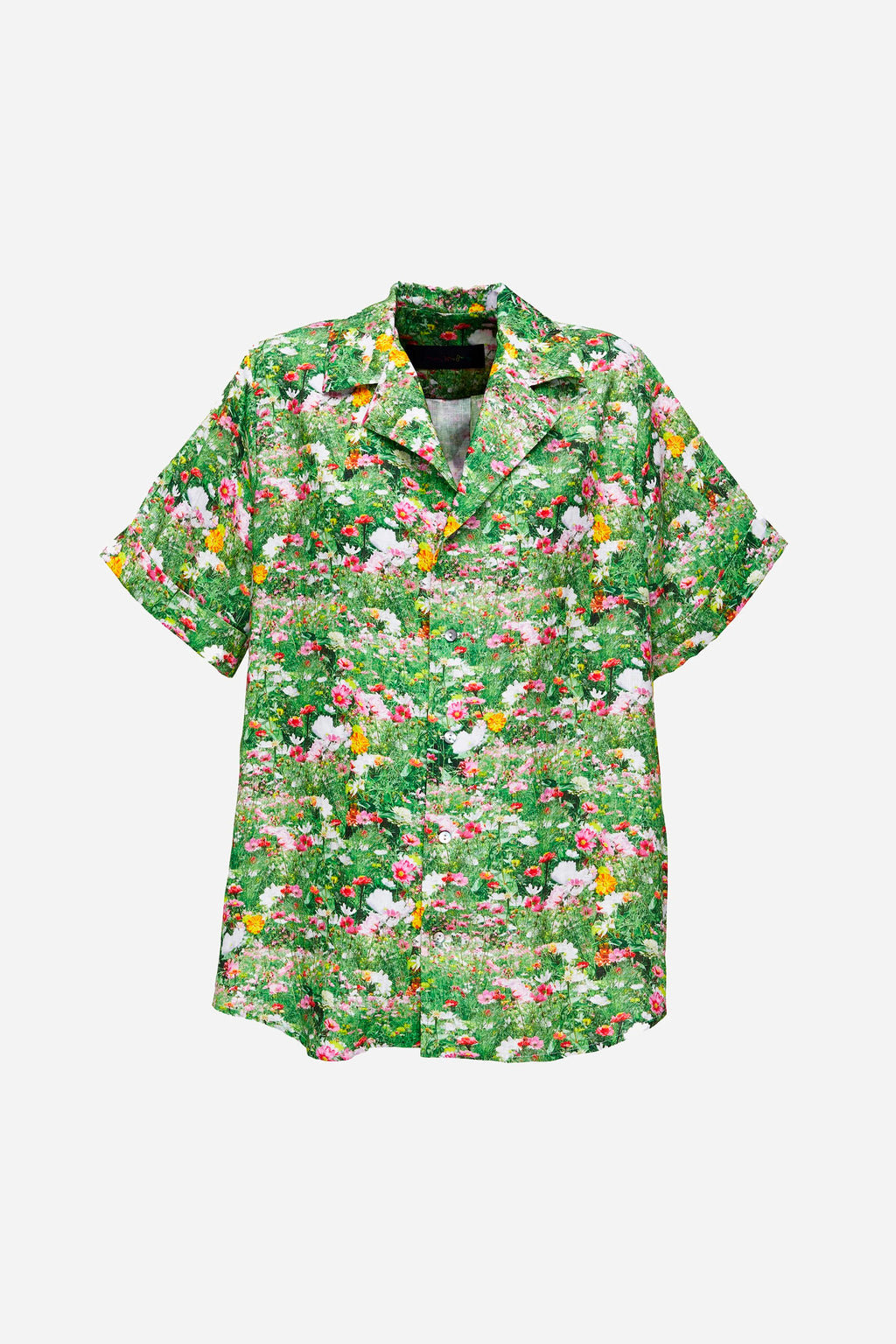 LACY GARDENS HAWAIIAN SHIRT