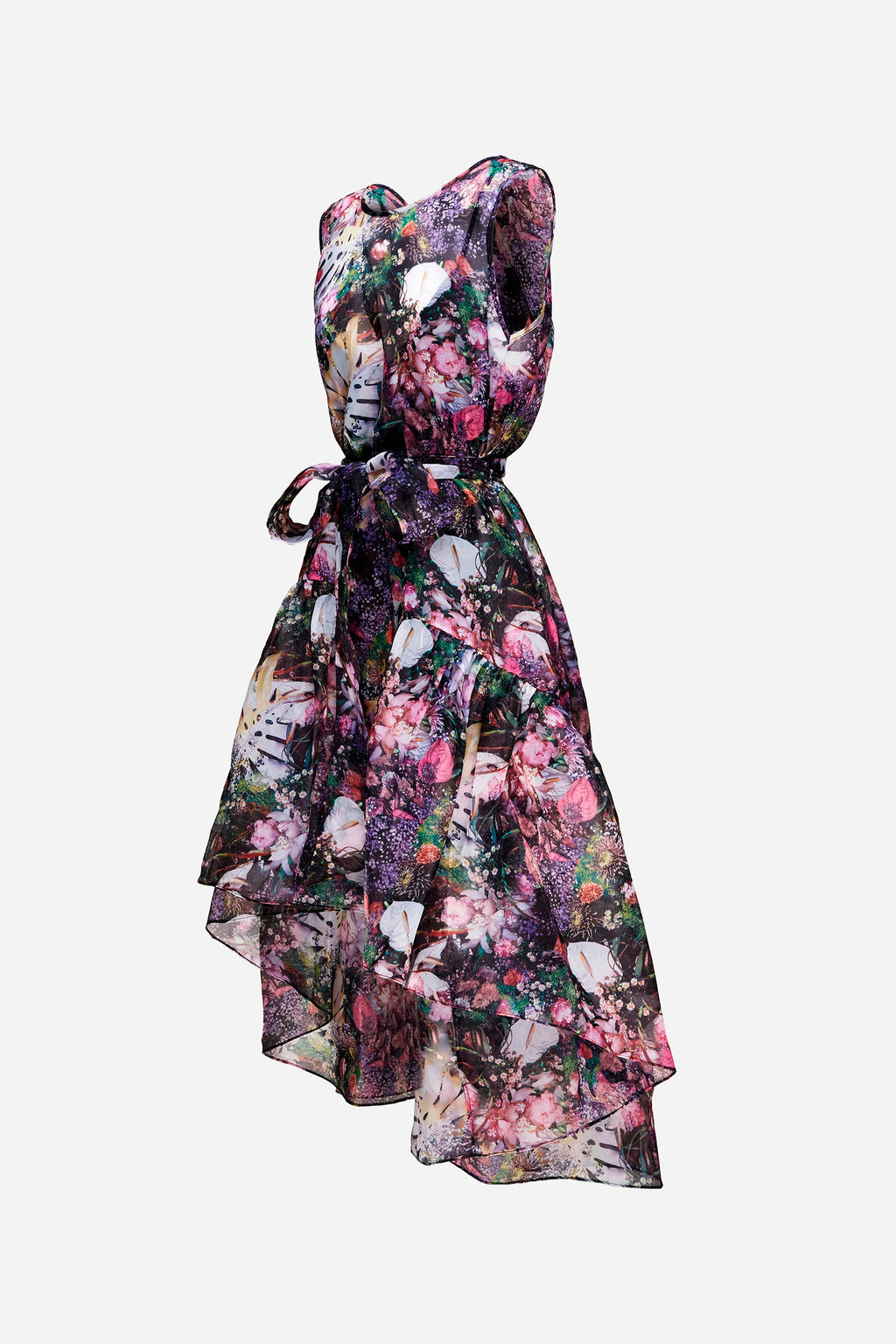 MONTMARTRE FLOWER DRESS