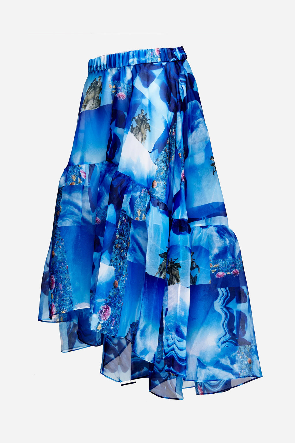 PETIT PALAIS TIER SKIRT