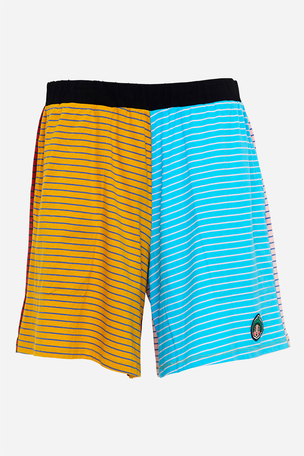 Rugby Multi Stripe Short