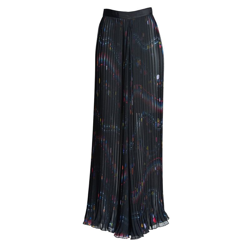 AFTERLIFE PLEATED PANTS