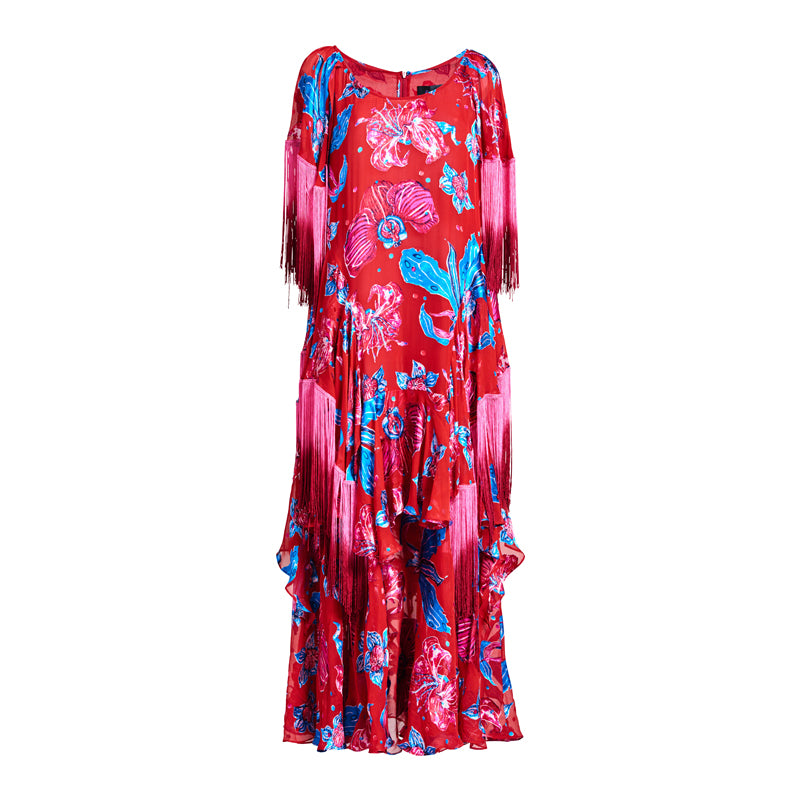 Xanadu Flower Dress