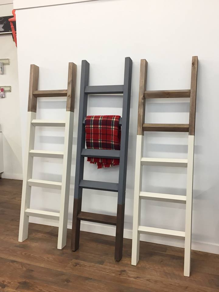 Build Like A Girl Canada Blanket Ladder Workshop Saturday January 25th @ 10am