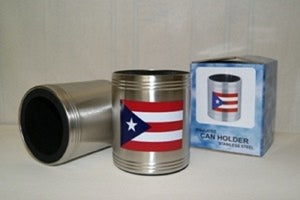 Puerto Rico Can Holder
