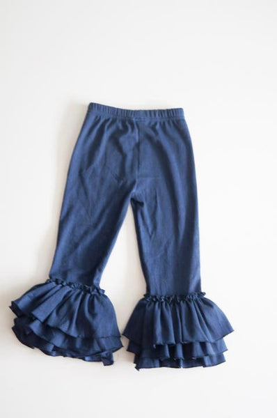 Dixie Dark Jean Bell Bottoms