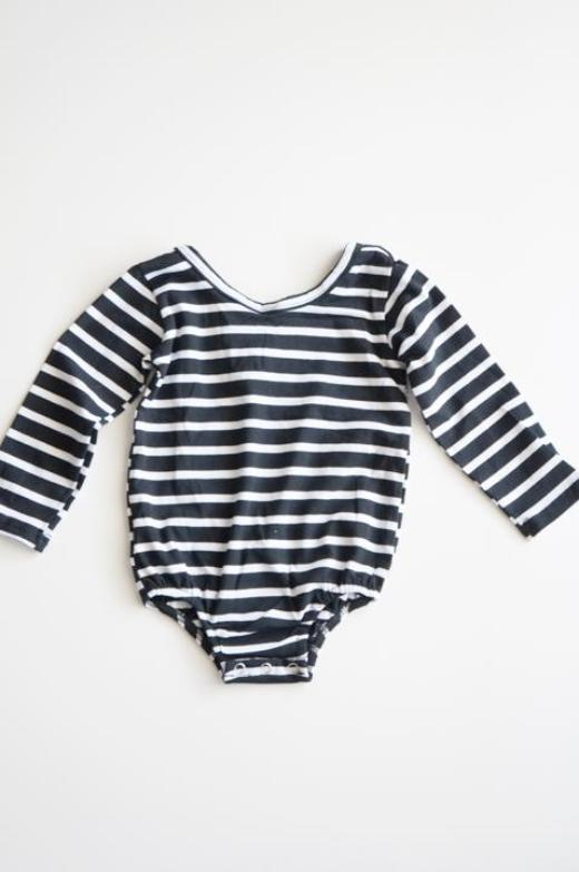 Millie Stripe Leotard