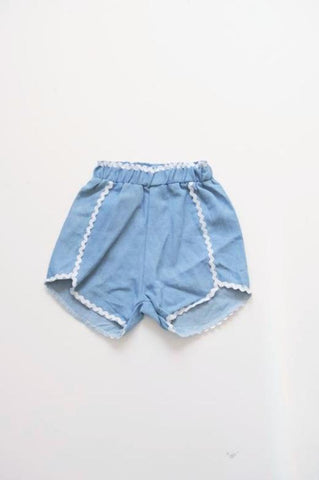 Holly Denim Shorts
