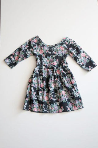 Frankie Floral Twirl Dress