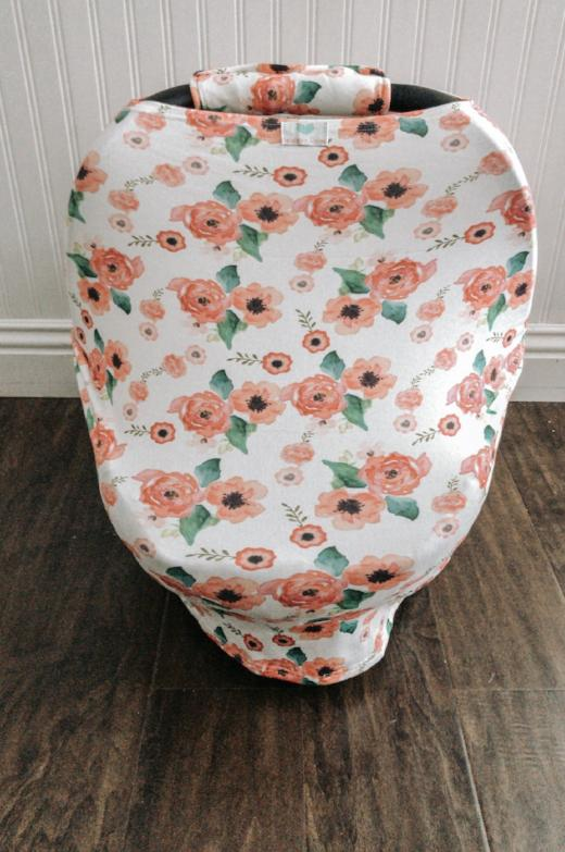 Quinny Floral 5 in 1 Cover