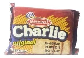 charlie biscuit