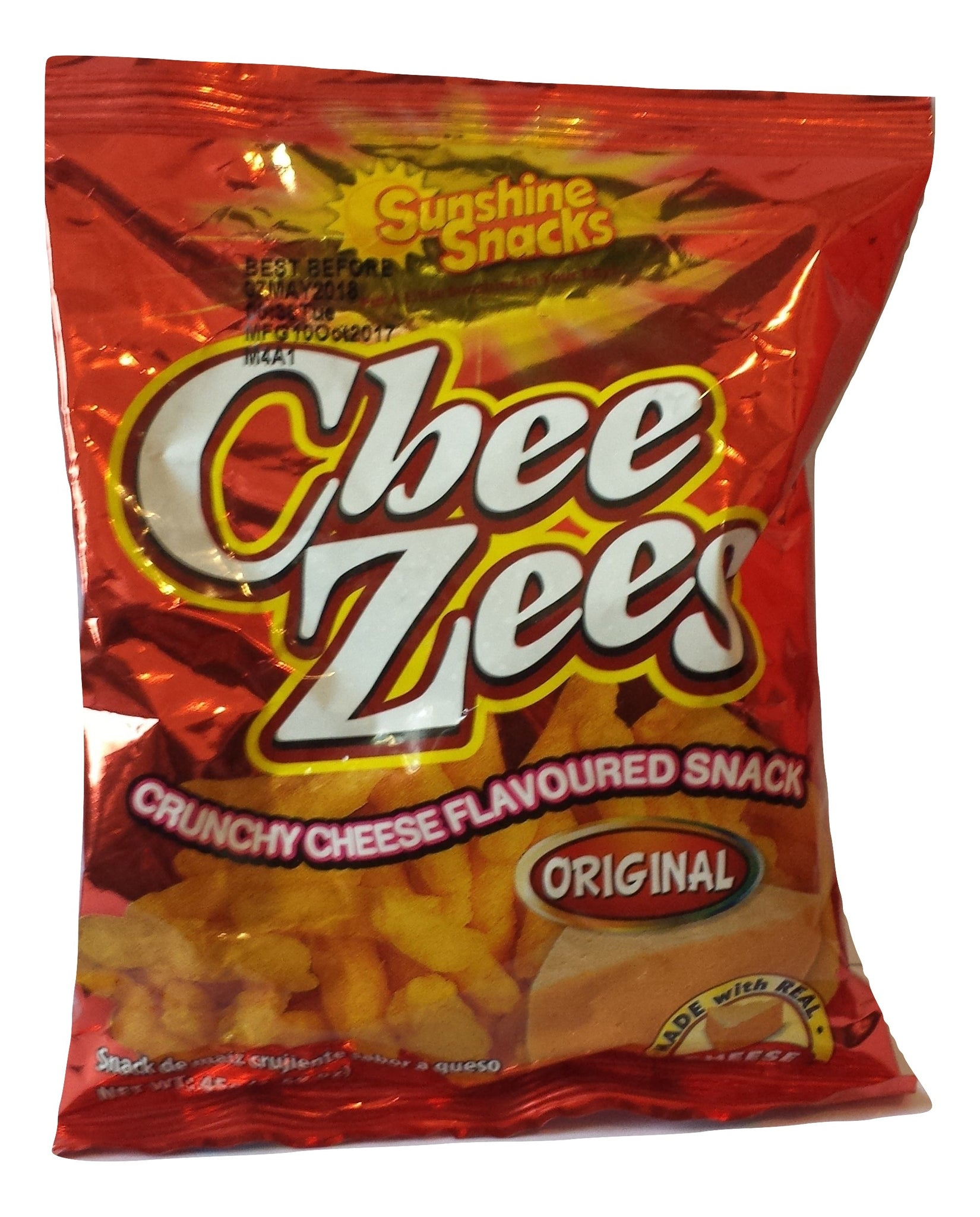CheeZees Cheese Snack (Small version)