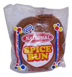 spice easter bun from national