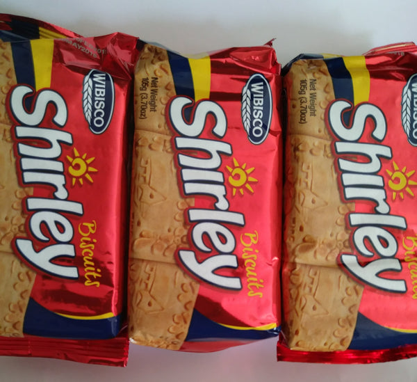 Shirley Biscuits (3 Packs)