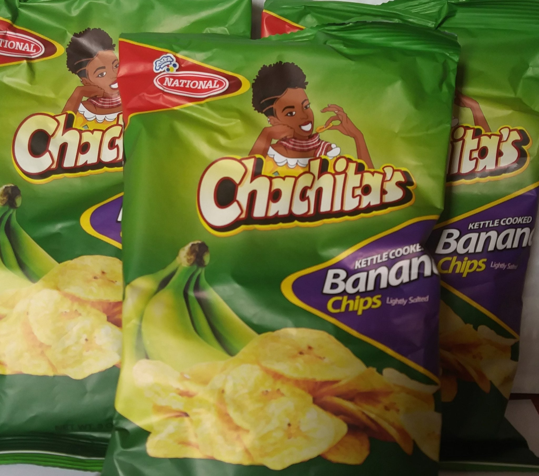 Banana Chips (3 Packs)